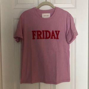 """Alberta Ferretti """"Friday"""" T-shirt, XSmall, NWT"""